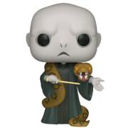 Figurine Pop! Voldemort Avec Nagini 10 Pouces (25cm) - Harry Potter
