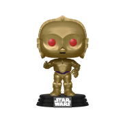 Star Wars: Rise of the Skywalker - C-3PO (Red Eyes) Pop! Vinyl Figure