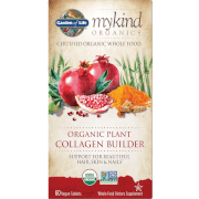 mykind Organics Plant Collagen Builder - 有機植物性膠原蛋白錠 - 60 錠