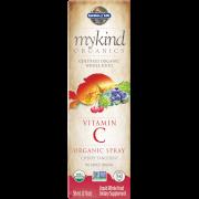 mykind Organics Vitamin C Spray - Cherry Tangerine - 58ml
