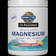 Whole Food Magnesium - Raspberry Lemon - 198.4g