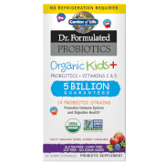 Microbiome Kids'+ - Berry Cherry - 30 Chewables
