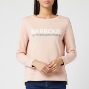 Barbour International Women's Trackrace Overlayer - Honeydrew