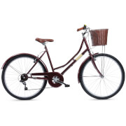 Insync Vienna Ladies Classic Bike Burgundy