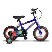 """Insync Spider 12"""" Wheel Boys Bicycle - 8"""""""