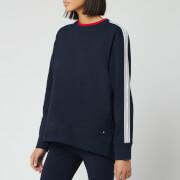 Tommy Hilfiger Women's Raven C Neck Sweatshirt - Desert Sky