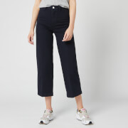 Tommy Hilfiger Women's Bell Bottom High Waisted Jeans - Desert Sky