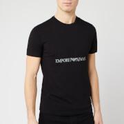 Emporio Armani EA7 Men's Short Sleeve T-Shirt - Black