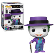 DC Comics Batman 1989 Joker with Hat Funko Pop! Vinyl