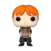 Figura Funko Pop! - Ron Vomitando Babosas Con Cubo - Harry Potter