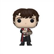 Figura Funko Pop! - Neville Con El Monstruoso Libro De Los Monstruos - Harry Potter