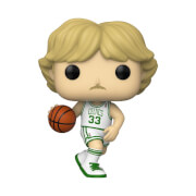 NBA Legends Larry Bird Celtics Home Jersey Funko Pop! Vinyl