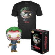 Pop! & Tee DC Comics Death of Joker