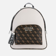 Guess Women's Haidee Large Backpack - Black
