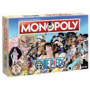 Monopoly Board Game - One Piece Edition