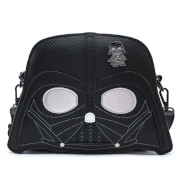 Loungefly Star Wars Darth Vader Pin Collector Cross Body Bag
