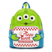 Loungefly Disney Toy Story Alien Pizza Box Mini Pu Backpack