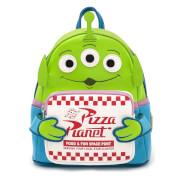 Loungefly Disney Toy Story Alien Pizza Box Mini Pu Backpack