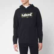 Levi's Men's Graphic Hoody - HM Animal/Mineral Black