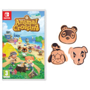 Animal Crossing: New Horizons + Pins Pack