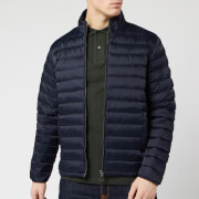 Barbour International Men's Impeller Quilt Jacket - Navy