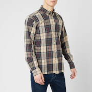 Barbour Men's Sandwood Shirt - Stone