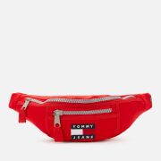 Tommy Jeans Men's Heritage Bumbag - Racing Red