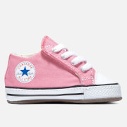 Converse Babys' Chuck Taylor All Star Cribster Soft Trainers - Pink