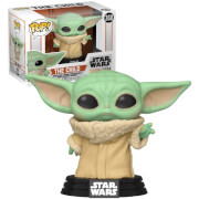 Star Wars The Mandalorian The Child (Baby Yoda) Funko Pop! Vinyl