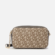 DKNY Women's Bryant Park Camera Bag - Chino/Black