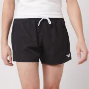 Emporio Armani Men's Classic Swim Shorts - Black
