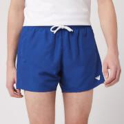 Emporio Armani Men's Classic Swim Shorts - Cobalt