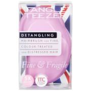 Tangle Teezer Fine & Fragile Detangling Hairbrush - Pink Dawn