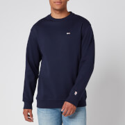 Tommy Jeans Men's Tommy Classics Sweatshirt - Black Iris