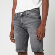 Tommy Jeans Men's Scanton Slim Denim Shorts - Court Black
