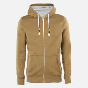 Tommy Jeans Men's Zip Hoody - Uniform Olive