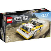 LEGO Speed Champions: 1985 Audi Sport Quattro S1 (76897)
