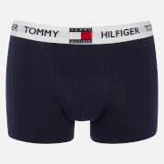 Tommy Hilfiger Men's Trunk Boxer Shorts - Navy Blazer