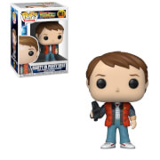 Back to the Future Marty in Puffy Vest Funko Pop! Vinyl