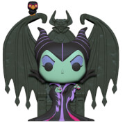 Disney Maleficent On Throne Pop! Vinyl Deluxe