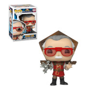 Marvel Stan Lee in Ragnarok Outfit Funko Pop! Vinyl