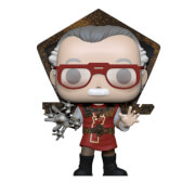 Marvel Stan Lee in Ragnarok Outfit Pop! Vinyl Figure
