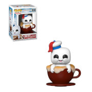 Ghostbusters: Afterlife Mini Puft in Cappuccino Funko Pop! Vinyl