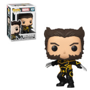Figurine Pop! Woverine En Veste - X-Men 20ème Anniversaire - Marvel
