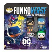 Jeu Funkoverse DC Comics - Jeu De Base - Version Espagnole