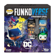 Jeu Funkoverse DC Comics - Jeu De Base - Version Allemande
