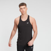 MP Men's Essentials Training Stringer Vest - Black