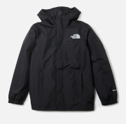 The North Face Boys' Resolve Rain Jacket - TNF Black
