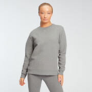 MP Women's Essentials Sweatshirt - Grey Marl