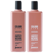 Juuce Colour Life Shampoo and Conditioner Duo